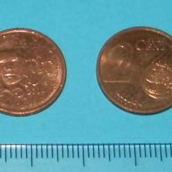 Frankrijk - 2 cent 2004