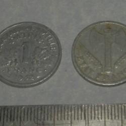 Frankrijk - 1 frank 1942
