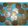Munten Frankrijk - nieuwe franc