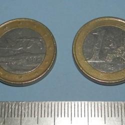 Finland - 1 Euro 1999