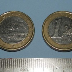 Finland - 1 Euro 2000
