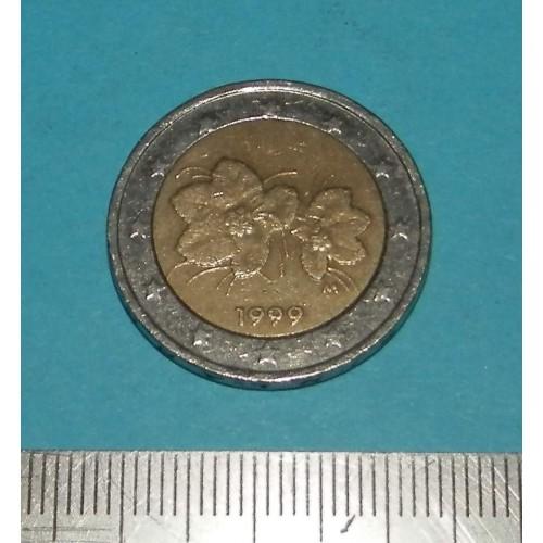 Finland - 2 Euro 1999