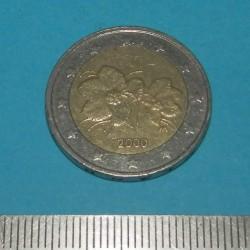 Finland - 2 Euro 2000