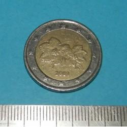 Finland - 2 Euro 2001