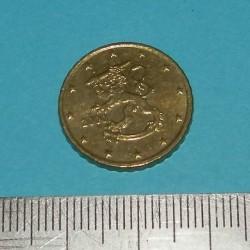 Finland - 10 cent 2000