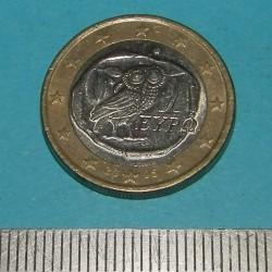 Griekenland - 1 Euro 2005