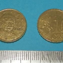 Griekenland - 10 cent 2002F