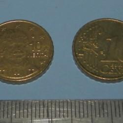 Griekenland - 10 cent 2002
