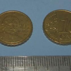Griekenland - 10 cent 2007