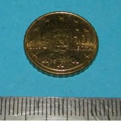 Griekenland - 10 cent 2009
