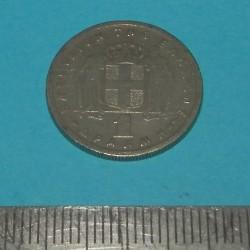 Griekenland - 1 drachme 1957