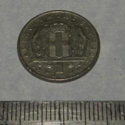 Griekenland - 1 drachme 1967