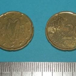 Ierland - 20 cent 2003