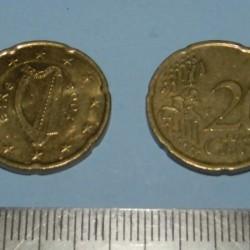 Ierland - 20 cent 2004