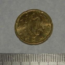 Ierland - 20 cent 2007