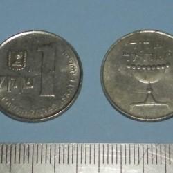 Israël - 1 shekel 1983