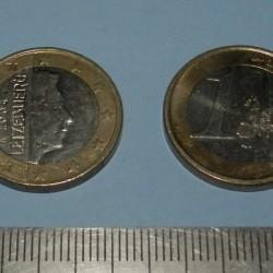Luxemburg - 1 Euro 2004
