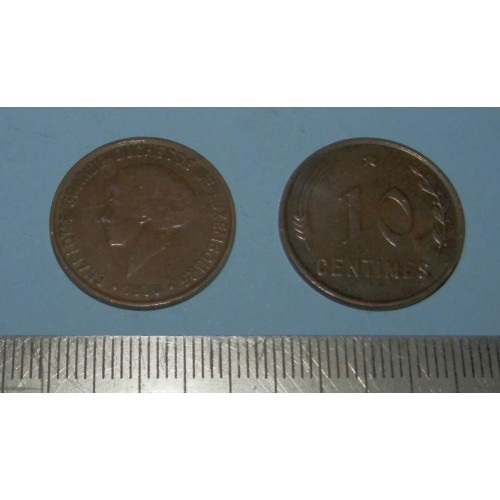 Luxemburg - 10 centimes 1930
