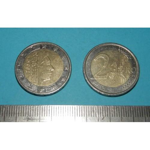 Luxemburg - 2 Euro 2005