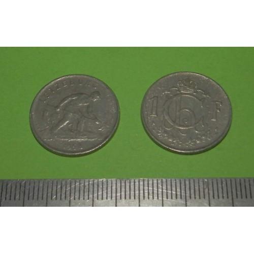 Luxemburg - 1 frank 1952