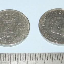 Nederlandse Antillen - 1 gulden 1971