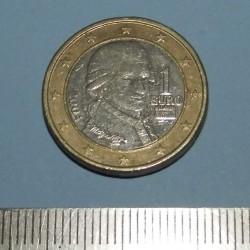 Oostenrijk - 1 Euro 2004