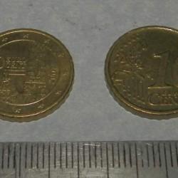 Oostenrijk - 10 cent 2007