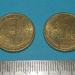 Oostenrijk - 10 cent 2008