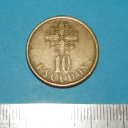 Portugal - 10 escudos 1987