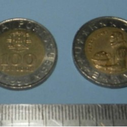 Portugal - 100 escudos 1990