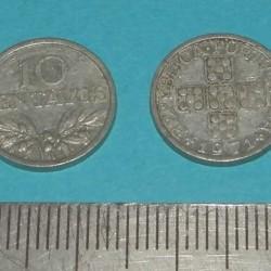 Portugal - 10 centavos 1971
