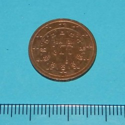 Portugal - 2 cent 2002