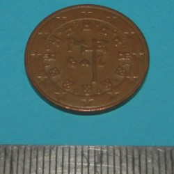 Portugal - 5 cent 2004