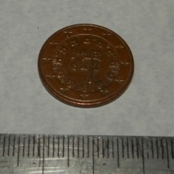 Portugal - 5 cent 2005
