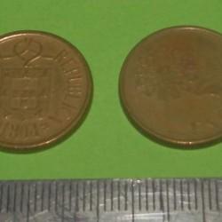 Portugal - 5 escudos 1990