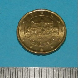 Slowakije - 20 cent 2009