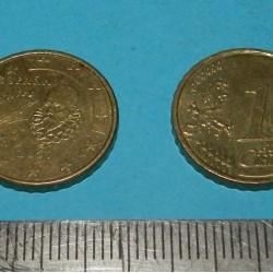Spanje - 10 cent 2007