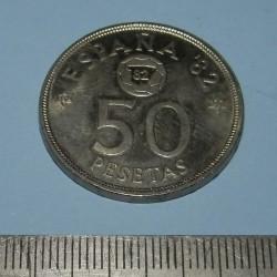 Spanje - 50 pesetas 1980*80
