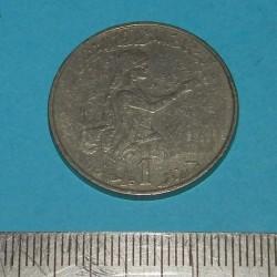 Tunesië - 1 dinar 1983 - FAO