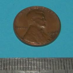 Verenigde Staten - 1 cent 1968D