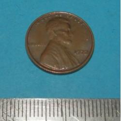 Verenigde Staten - 1 cent 1972