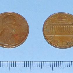 Verenigde Staten - 1 cent 1974
