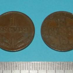 Portugal - 1 escudo 1970