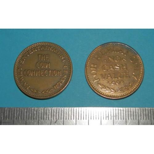 Amerikaans token The Coin Connection