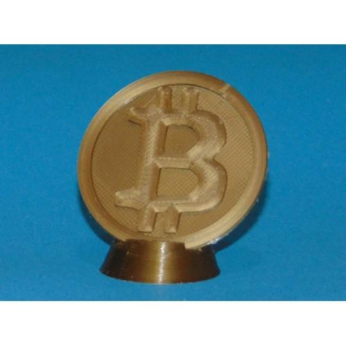 Bitcoin met standaard