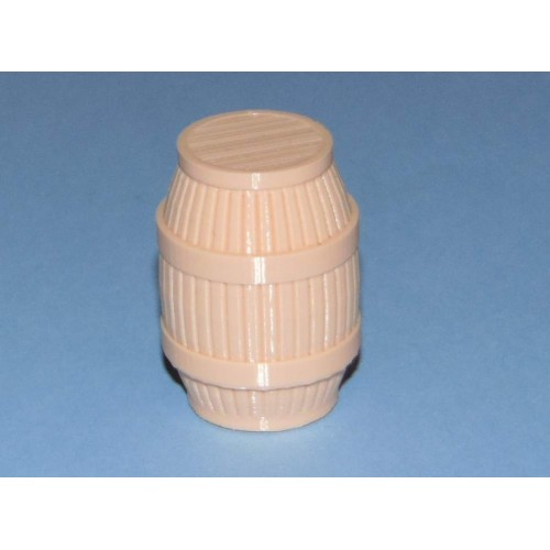Ton voor poppenhuis of grootspoor, licht, 35mm