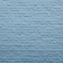 Blauwe muur - A4-vel