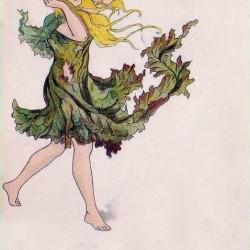 """""""Herfst"""" - 1904 - overdruk A3"""