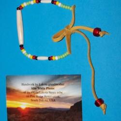 Lakota sioux armband - model E