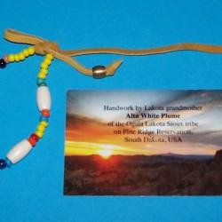 Lakota Sioux armband - model J